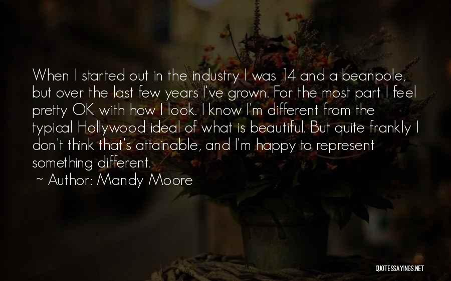 Mandy Moore Quotes 2233851