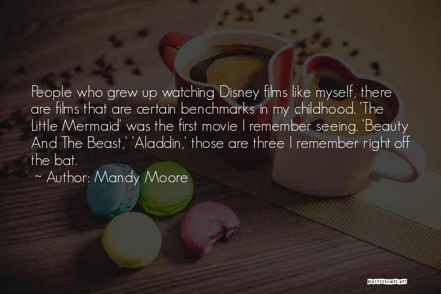 Mandy Moore Quotes 92033