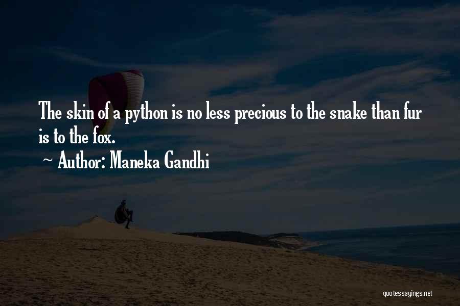 Maneka Gandhi Quotes 802259