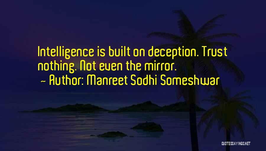 Manreet Sodhi Someshwar Quotes 117208