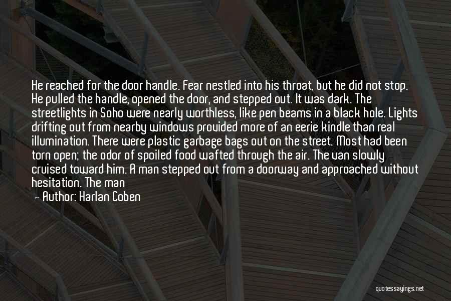 Man's Dark Side Quotes By Harlan Coben