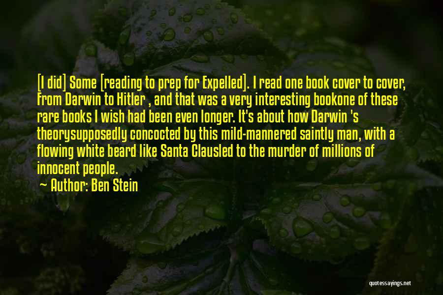 Man's Man Quotes By Ben Stein