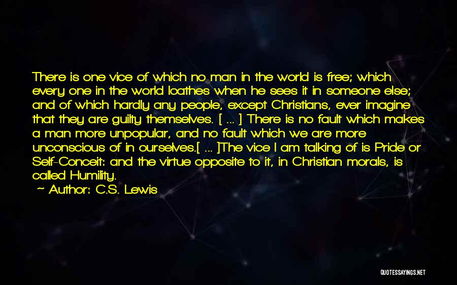 Man's Man Quotes By C.S. Lewis
