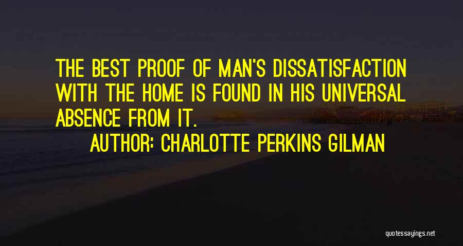Man's Man Quotes By Charlotte Perkins Gilman