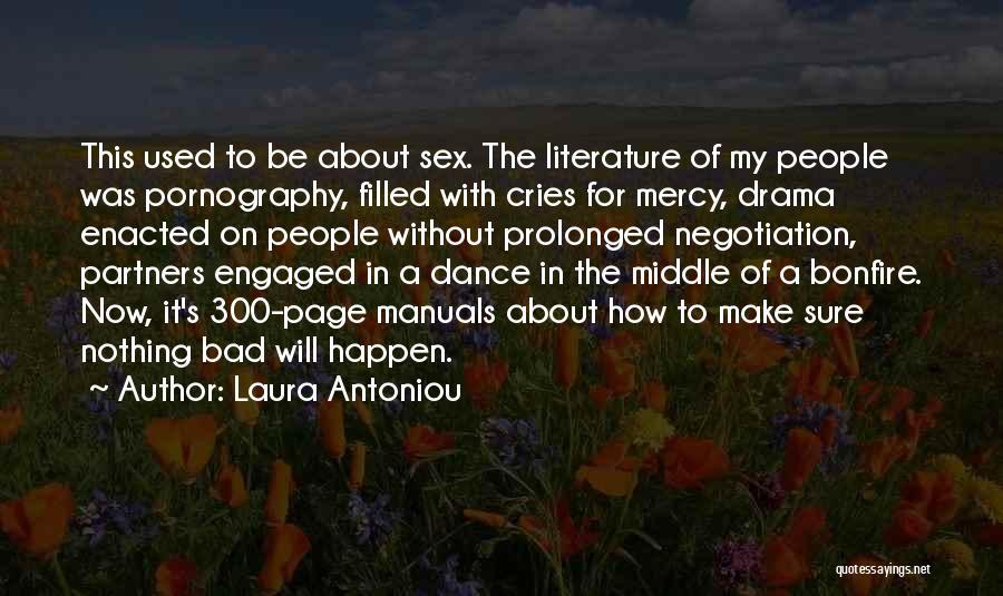 Manuals Quotes By Laura Antoniou