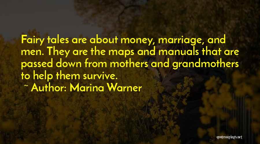 Manuals Quotes By Marina Warner
