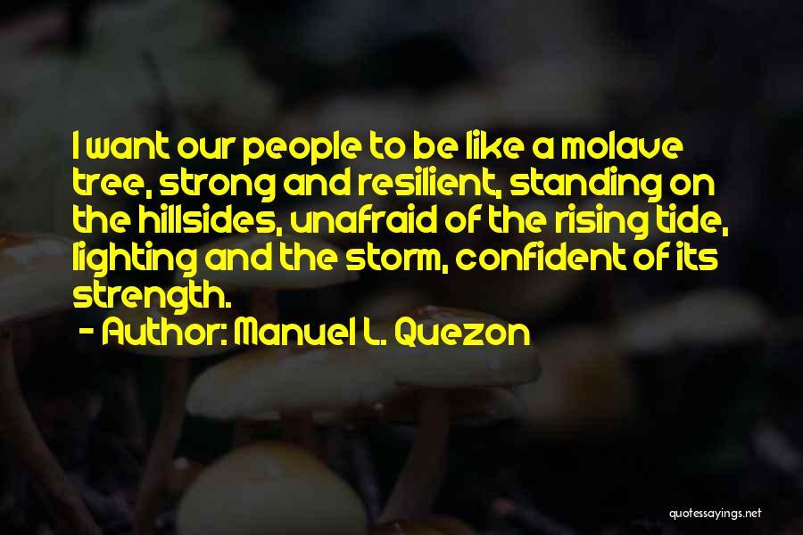 Manuel L. Quezon Quotes 888992