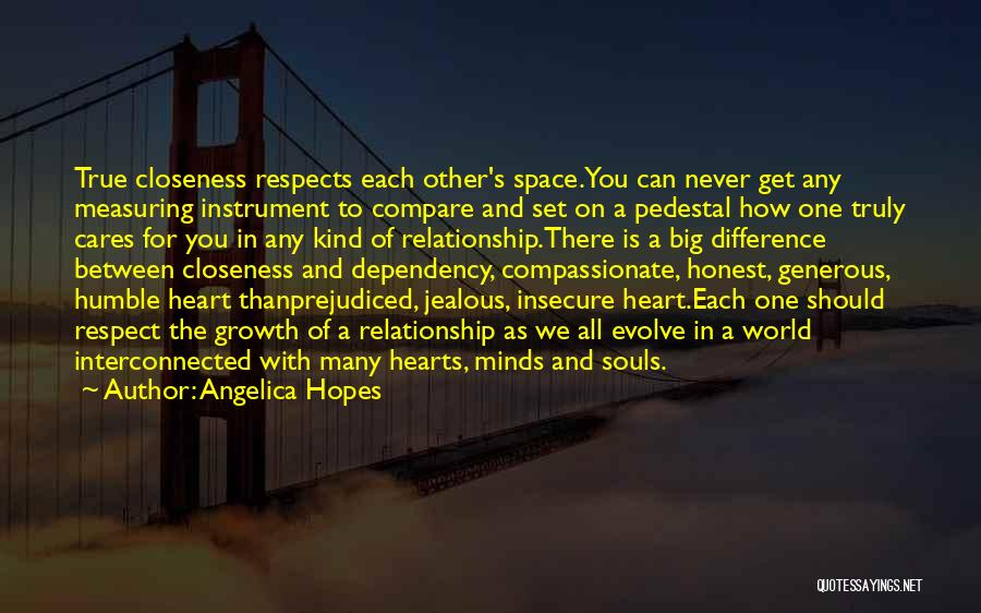 Many Friendship Quotes By Angelica Hopes