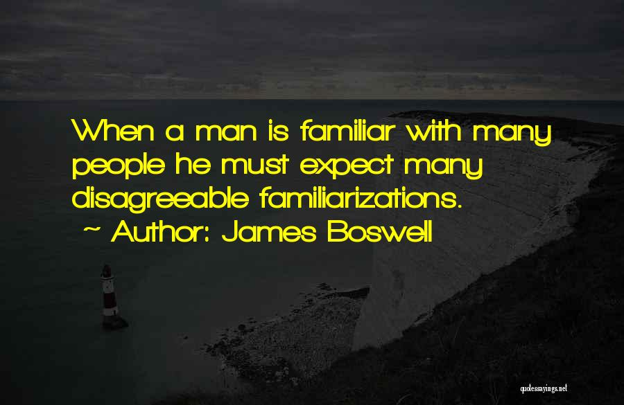 Many Friendship Quotes By James Boswell