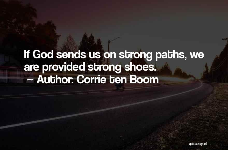 Many Paths To God Quotes By Corrie Ten Boom