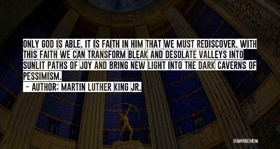 Many Paths To God Quotes By Martin Luther King Jr.