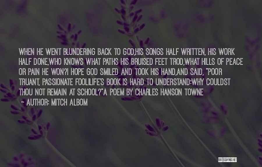 Many Paths To God Quotes By Mitch Albom