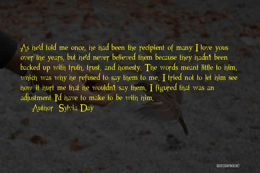 Many Years Of Love Quotes By Sylvia Day