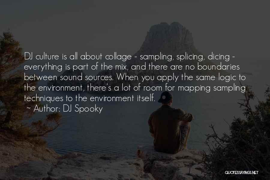 Mapping Quotes By DJ Spooky