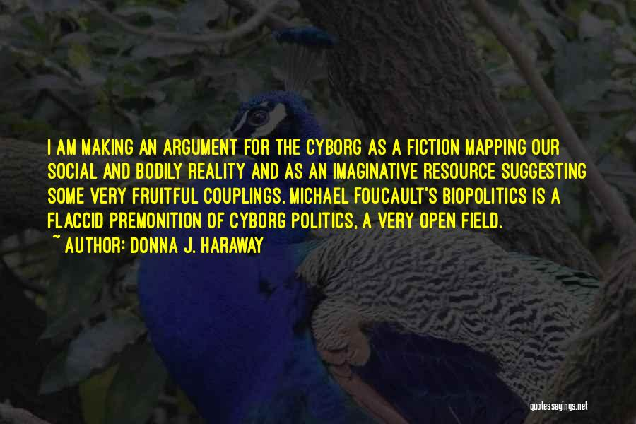 Mapping Quotes By Donna J. Haraway