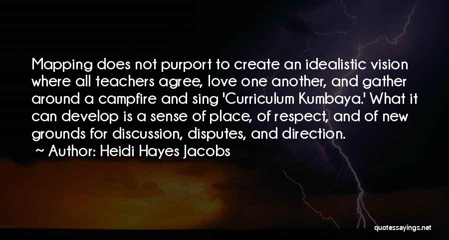 Mapping Quotes By Heidi Hayes Jacobs