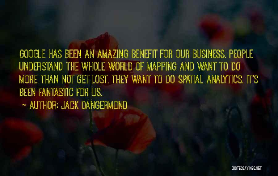 Mapping Quotes By Jack Dangermond