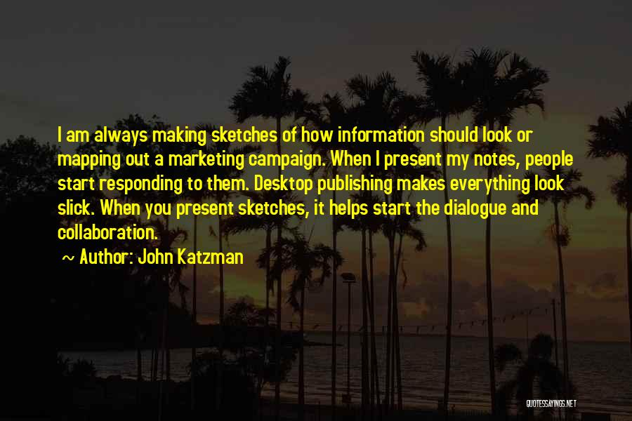 Mapping Quotes By John Katzman