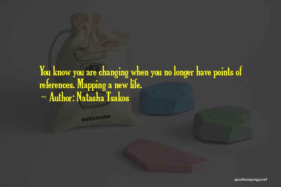 Mapping Quotes By Natasha Tsakos