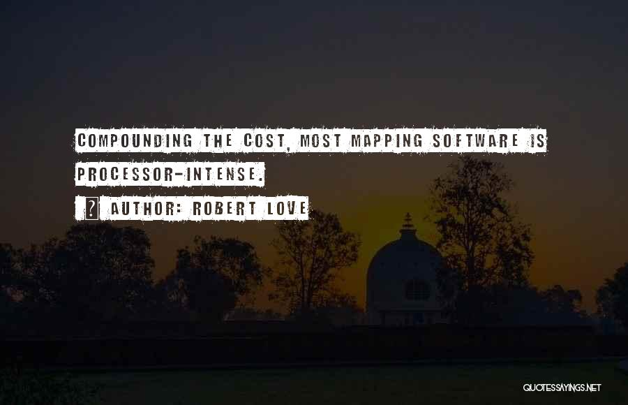 Mapping Quotes By Robert Love