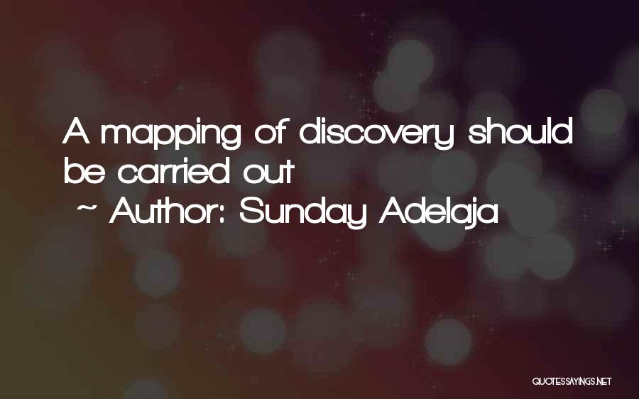Mapping Quotes By Sunday Adelaja