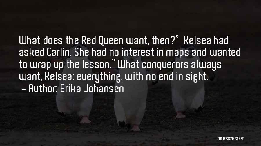 Maps And Quotes By Erika Johansen