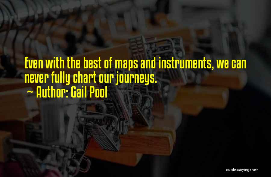Maps And Quotes By Gail Pool