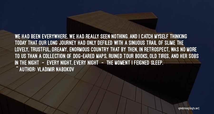 Maps And Quotes By Vladimir Nabokov