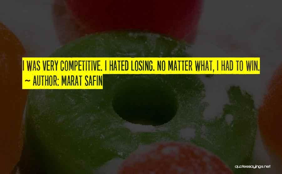 Marat Safin Quotes 1025650