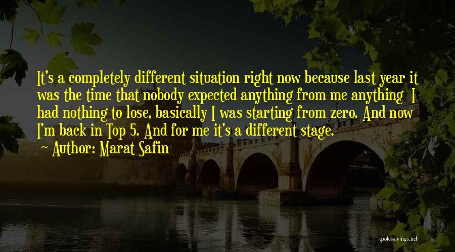 Marat Safin Quotes 1049030