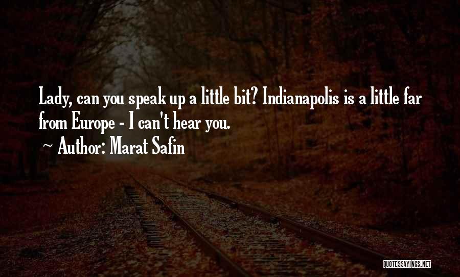 Marat Safin Quotes 136279