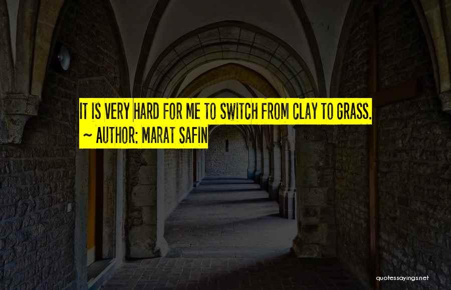 Marat Safin Quotes 1997514