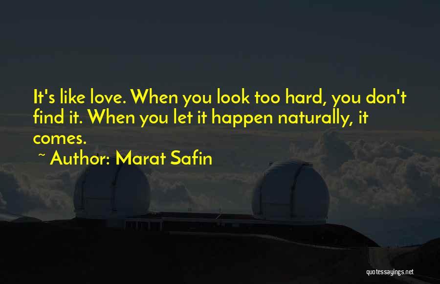 Marat Safin Quotes 2235292