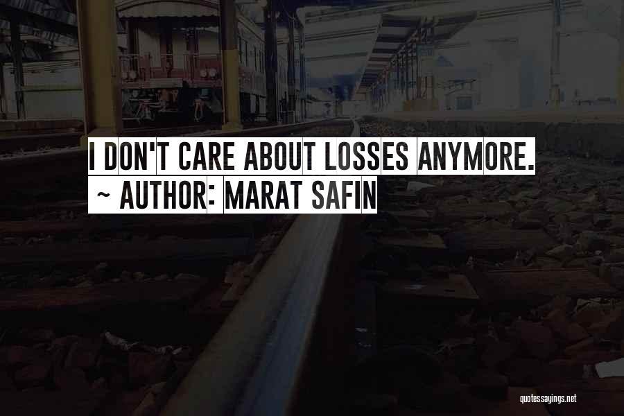 Marat Safin Quotes 562333