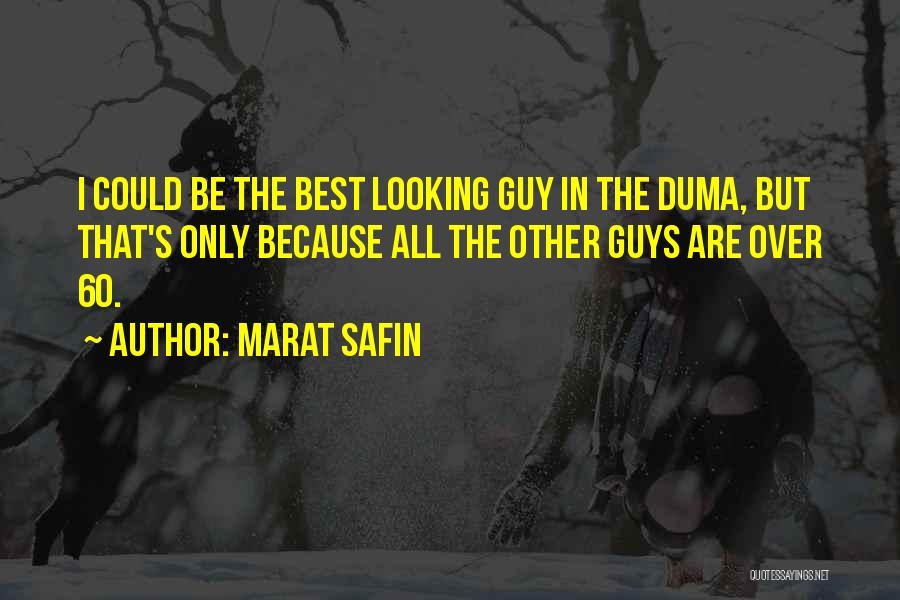 Marat Safin Quotes 712170