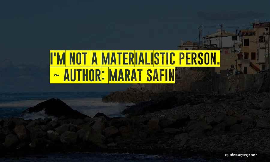 Marat Safin Quotes 820488