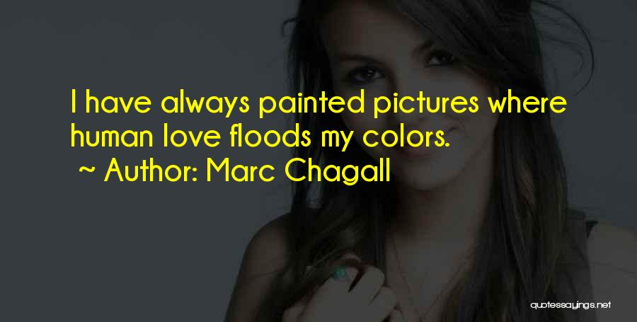 Marc Chagall Quotes 1034865