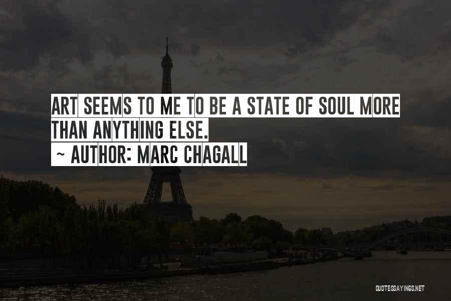 Marc Chagall Quotes 1205540