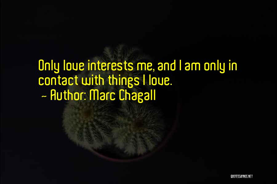 Marc Chagall Quotes 1423335