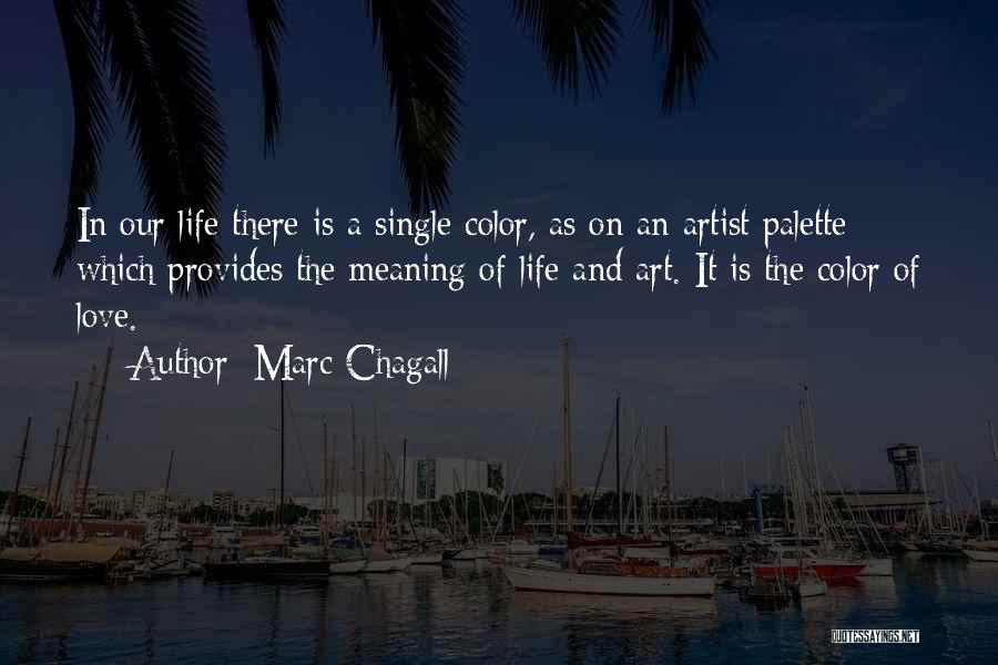 Marc Chagall Quotes 1587162