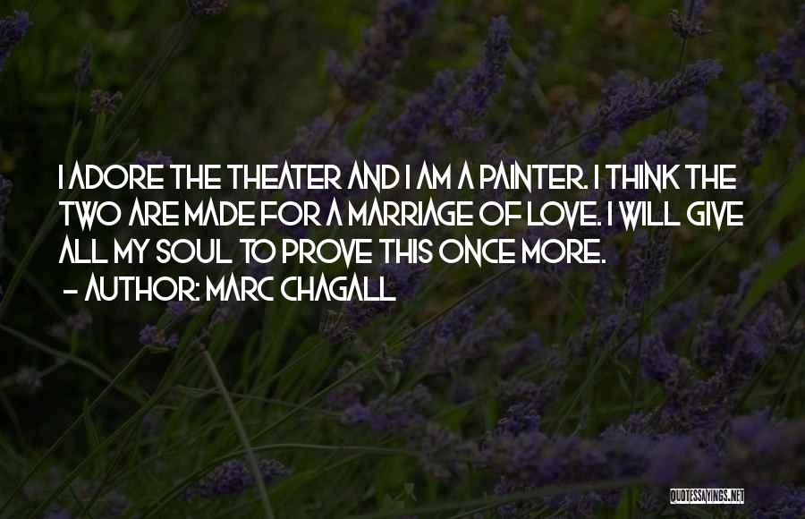 Marc Chagall Quotes 1931080