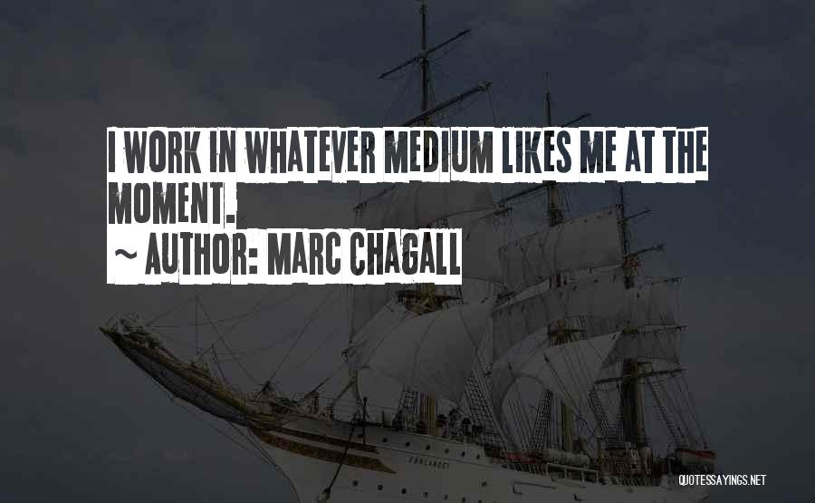 Marc Chagall Quotes 2185600