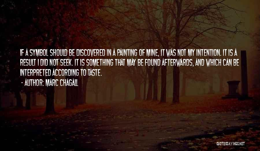 Marc Chagall Quotes 244554
