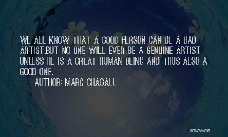 Marc Chagall Quotes 318232