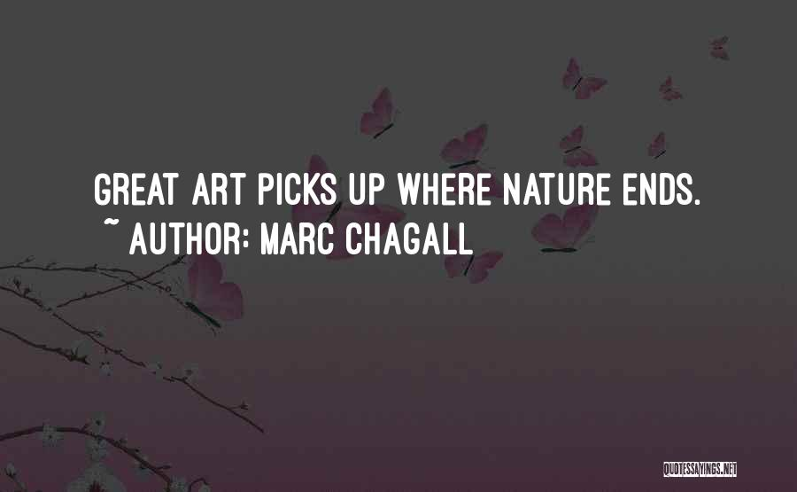 Marc Chagall Quotes 395054
