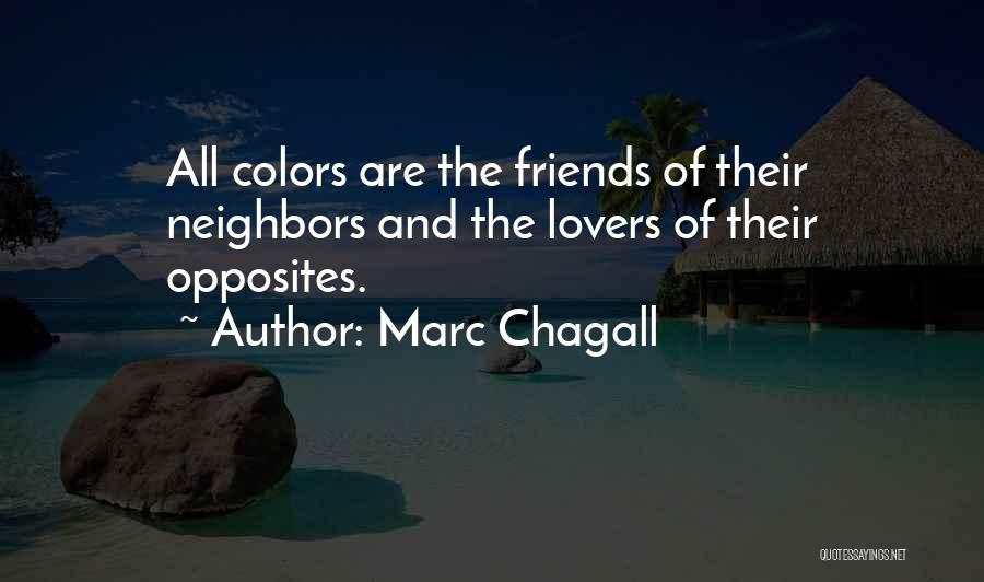 Marc Chagall Quotes 481736