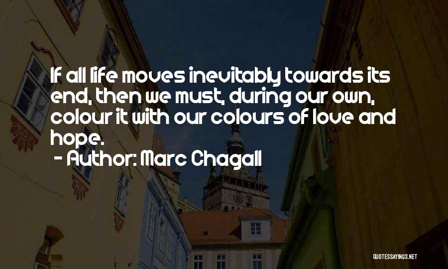 Marc Chagall Quotes 606778