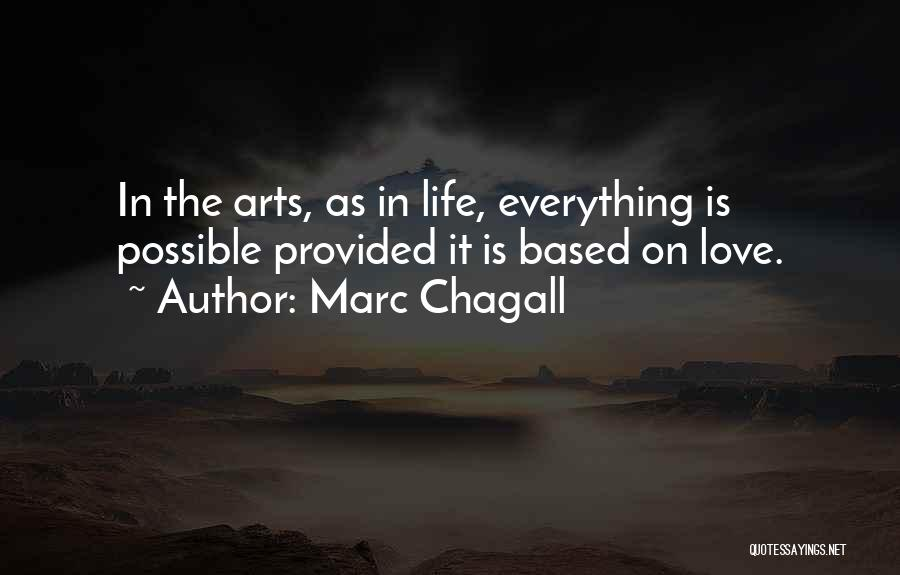 Marc Chagall Quotes 750084