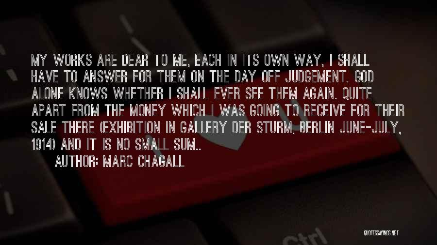Marc Chagall Quotes 898754