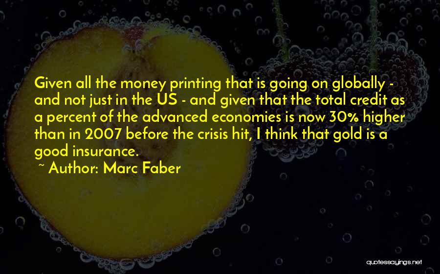 Marc Faber Quotes 1887463
